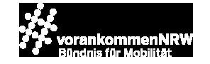 Logo vorankommenNRW – Bündnis für Mobilität
